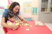 Xóa bỏ mặc cảm, giúp học sinh khuyết tật tự tin trong học tập