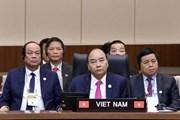 Thủ tướng dự phiên thứ nhất Hội nghị Cấp cao ASEAN-Hàn Quốc