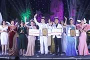 """Hình ảnh cuộc thi tìm kiếm """"Đại sứ hữu nghị vì hòa bình"""" tại Hà Nội"""