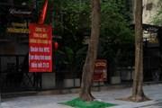 Hà Nội: Hàng quán đồng loạt dừng hoạt động, chợ dân sinh vẫn tấp nập