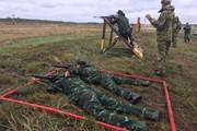 Hình ảnh đội bắn tỉa Việt Nam thi đấu xuất sắc tại Army Games 2020