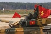 Việt Nam vô địch bảng 2 nội dung xe tăng tại Army Games 2020