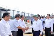 Thủ tướng thăm và làm việc với lãnh đạo tỉnh Bà Rịa-Vũng Tàu