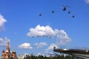 [Photo] Sức mạnh đội hình không quân tham gia duyệt binh Chiến thắng