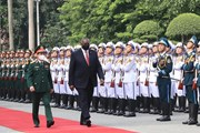 [Video] Tăng cường hợp tác quốc phòng giữa Việt Nam và Hoa Kỳ