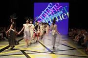 [Photo] Độc đáo bộ sưu tập từ vải Indigo của nhà thiết kế Minh Hạnh