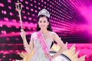 """Bản lĩnh của tân Hoa hậu Tiểu Vy: """"Không quan tâm tới những thị phi"""""""