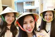 Globalbeauties dự đoán Thùy Tiên trong top 15 Miss International 2018