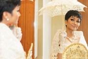 H'Hen Niê đẹp quý phái trong trang phục truyền thống Philippines