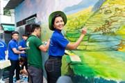 [Photo] H'Hen Niê, Hoàng Thùy làm Đại sứ chiến dịch Mùa Hè xanh 2019