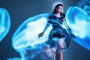[Photo] Tiểu Vy, Đỗ Mỹ Linh hóa thân thành nữ thần biển đầy ấn tượng