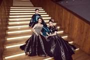 [Photo] Top 3 Hoa hậu Việt Nam 2018 đọ sắc cùng trang phục ấn tượng