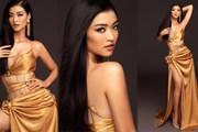 Kiều Loan diện đồ 'táo bạo' trước ngày thi Miss Grand International