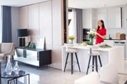 Ngắm căn hộ penthouse trang nhã do Lương Thùy Linh tự 'tậu' ở tuổi 21