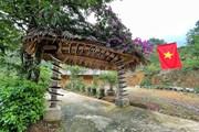 [Photo] Những chiếc cổng độc nhất vô nhị ở Sin Suối Hồ