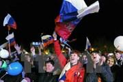 [News Game] Bạn có quan tâm đến sự kiện Crimea sáp nhập vào Nga?