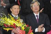 Ông Nguyễn Khắc Chử tái đắc cử Bí thư Tỉnh ủy Lai Châu