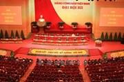[News Game] Những con số ấn tượng về Đại hội Đảng lần thứ XII