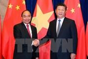 Động lực mới thúc đẩy hợp tác kinh tế, thương mại Việt-Trung