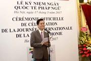 Việt Nam góp phần củng cố đoàn kết, hợp tác trong cộng đồng Pháp ngữ
