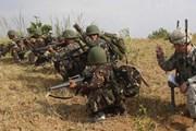 Binh sỹ Philippines và Mỹ tập trận chung chống khủng bố ở đảo Luzon