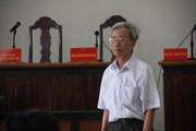 Tuyên phạt bị cáo Nguyễn Khắc Thủy 3 năm tù vì hành vi dâm ô trẻ em
