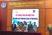 Sinh viên Đại học Thương Mại sẽ được thực tập ở môi trường chuẩn 5 sao