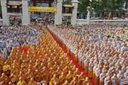 Đại lễ Phật đản Phật lịch 2562 tại Thành phố Hồ Chí Minh