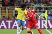 """Brazil đối mặt với """"cơn bão chấn thương"""" trước khi bước vào vòng 1/8"""
