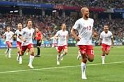 """Đan Mạch, Croatia cùng lập kỷ lục về pha ghi bàn """"ăn miếng, trả miếng"""""""