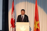 Kỷ niệm 45 năm quan hệ ngoại giao giữa Việt Nam và Canada