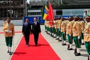 Hình ảnh Chủ tịch nước Trần Đại Quang và Phu nhân thăm Ethiopia