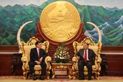 Lãnh đạo Lào đánh giá cao hợp tác giữa hệ thống tòa án Việt-Lào