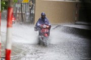 Sẽ có mưa rất to ở Bắc Bộ và Thanh Hóa, Nghệ An trong 3 ngày tới