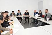 Việt Nam-Mexico trao đổi kinh nghiệm đào tạo và nghiên cứu