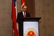 Long trọng tổ chức kỷ niệm 73 năm Quốc khánh Việt Nam tại Chile
