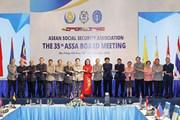 Bế mạc Hội nghị Ban Chấp hành Hiệp hội An sinh xã hội ASEAN