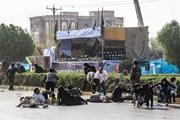 Quyền Chủ tịch nước gửi điện chia buồn về vụ khủng bố ở Iran