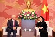 Quốc hội Việt Nam sẵn sàng phối hợp với Nghị viện Belarus