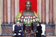 Việt Nam coi trọng phát triển quan hệ hữu nghị, hợp tác với Belarus