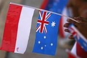 Quan hệ Australia-Indonesia có thể bị tổn hại vì vấn đề Jerusalem
