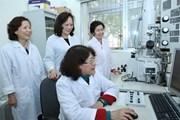 Việt Nam có nhiều chính sách phát triển đội ngũ nhà khoa học nữ