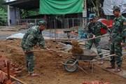 Những dấu ấn của người lính quân hàm xanh ở vùng biên Sơn La