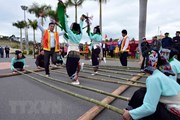 Rộn ràng sắc màu của các dân tộc Sơn La tại thủ đô Hà Nội