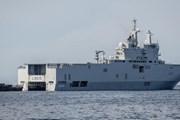 Pháp xác nhận 4 lính hải quân bị thương trong vụ tai nạn tàu chiến