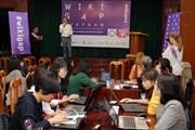 90% các tác giả cập nhật nội dung trên Wikipedia là nam giới