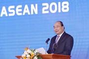 Thủ tướng: Tăng cường hiệu ứng lan tỏa của WEF ASEAN 2018