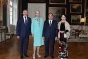 Thủ tướng Chính phủ Nguyễn Xuân Phúc hội kiến Nữ hoàng Đan Mạch