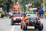 Đà Nẵng cấm phương tiện đồ chơi gắn động cơ điện tham gia giao thông