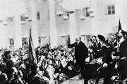 Những hình ảnh tư liệu quý giá về Cách mạng Tháng Mười Nga